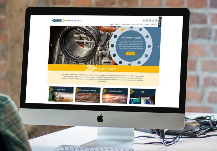 GKN - The Web Orchard - Web Design Shrewsbury