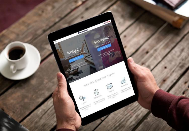 Innovise Tablet - The Web Orchard - Web Design Shrewsbury