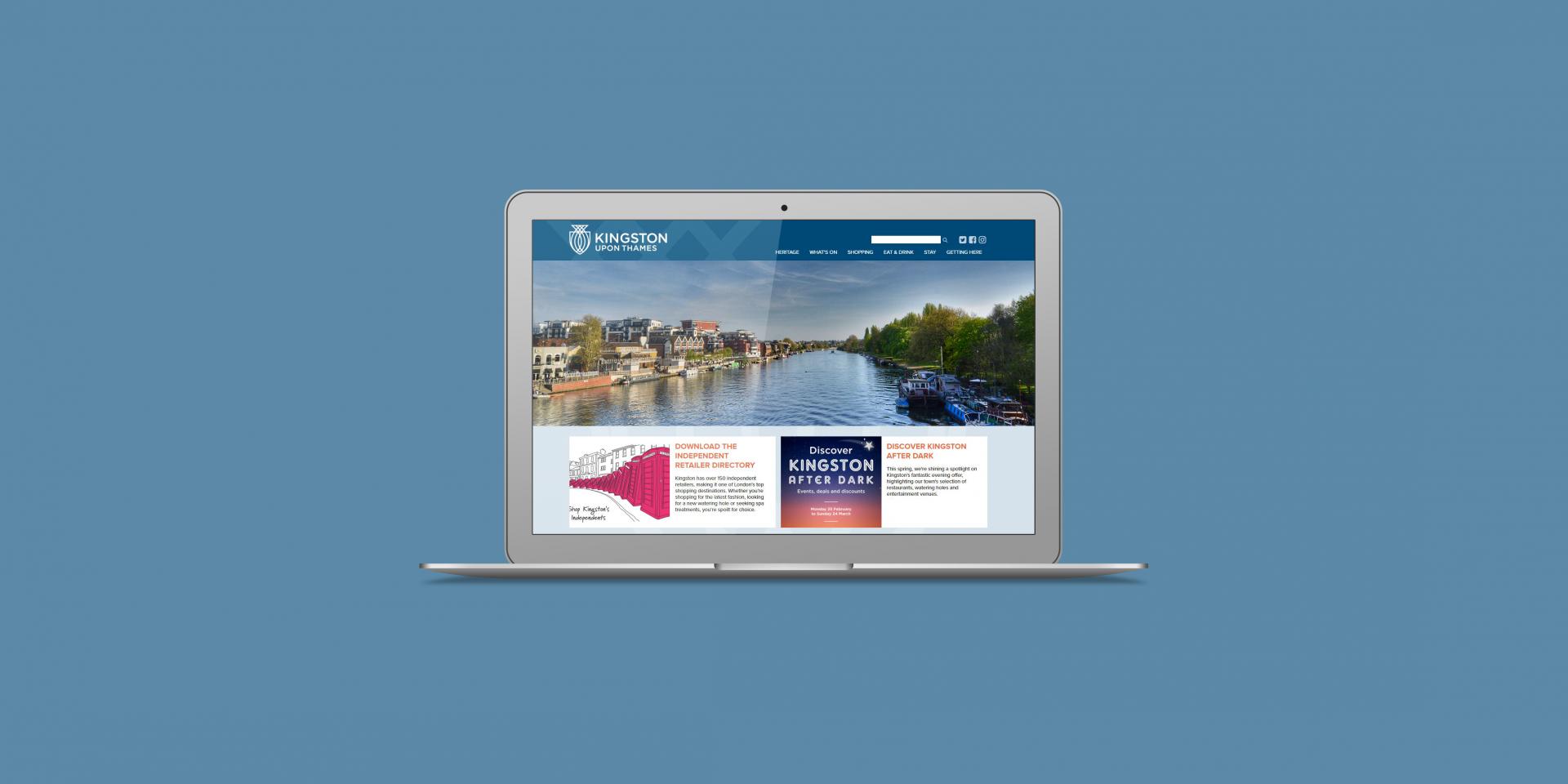 Keep it Kingston - The Web Orchard - Web Design Shrewsbury