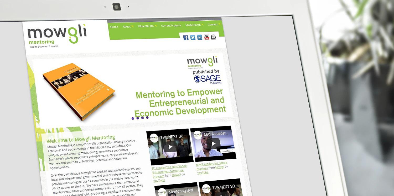 Mowgli - The Web Orchard - Web Design Shrewsbury