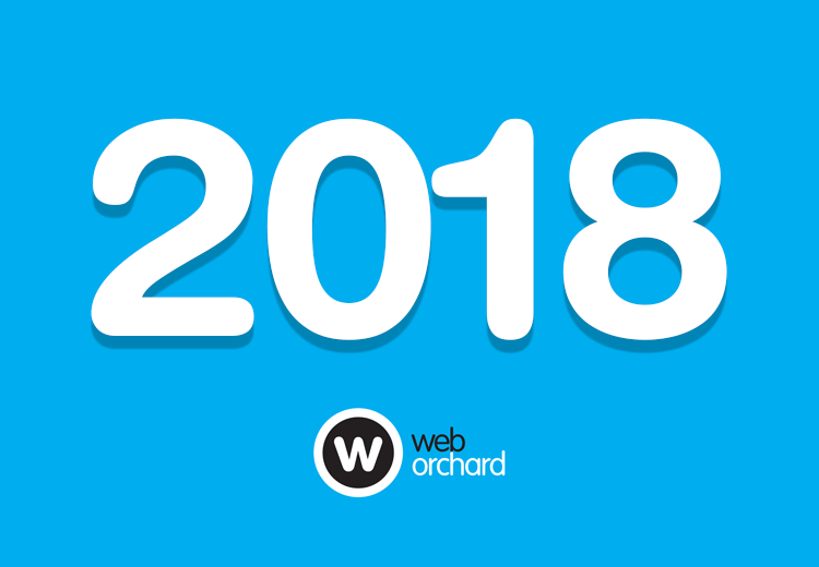 Review 2018 - The Web Orchard - Web Design Shrewsbury