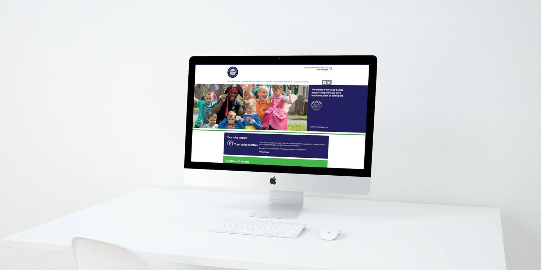 Severnside Housing - The Web Orchard - Web Design Shrewsbury
