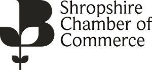 Shropshire Chamber of Commerce Logo - The Web Orchard - Web Design Shrewsbury