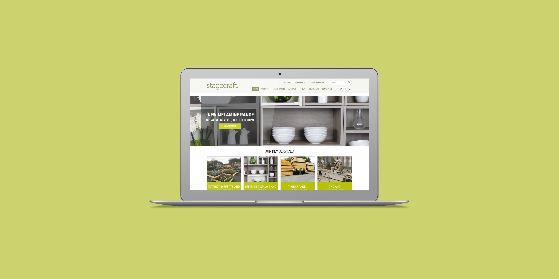 Stagecraft - The Web Orchard - Web Design Shrewsbury