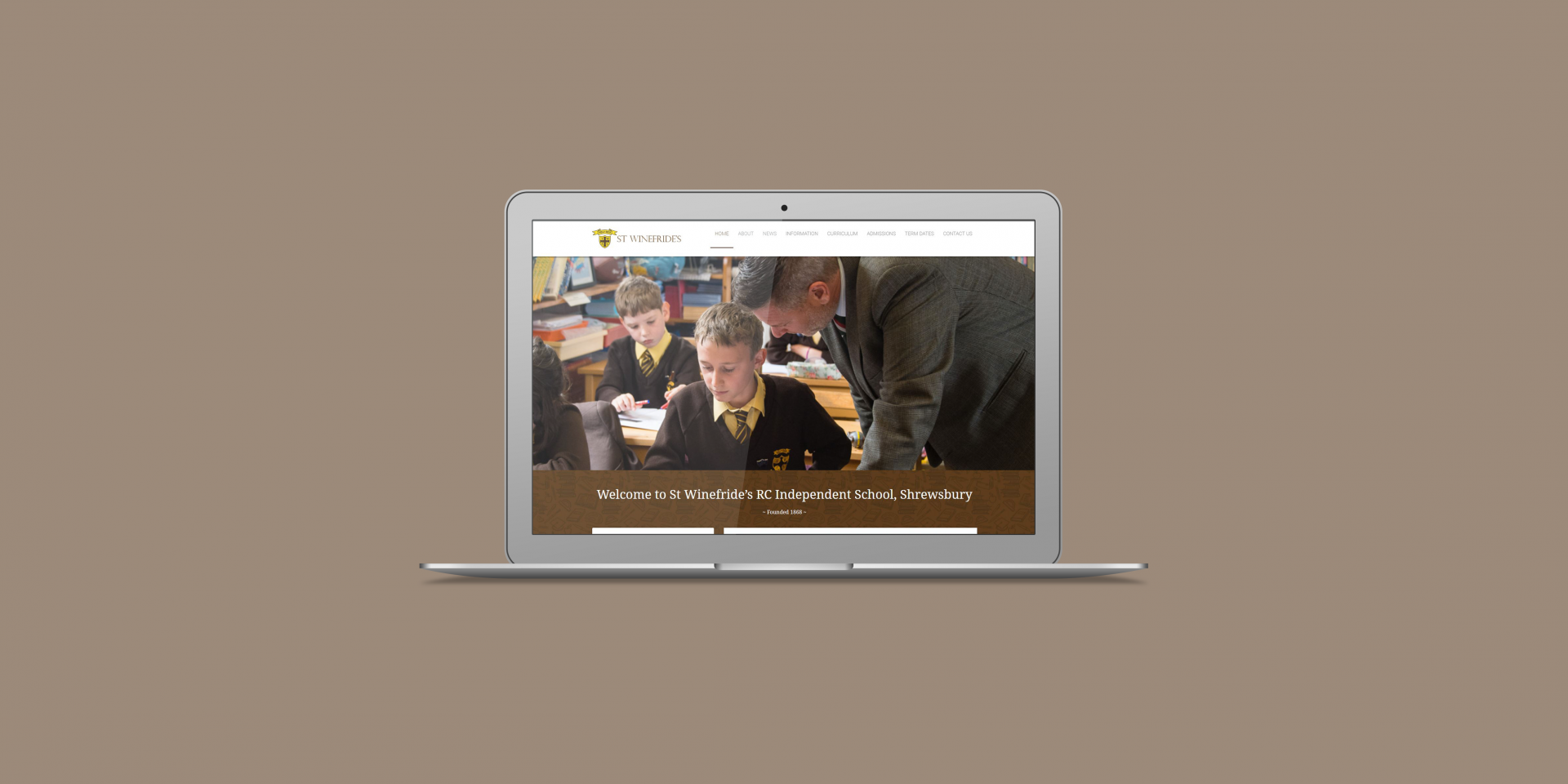 St Winifreds - The Web Orchard - Web Design Shrewsbury
