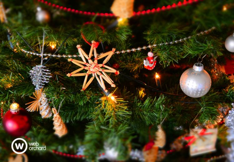 Christmas 2018 - The Web Orchard - Web Design Shrewsbury